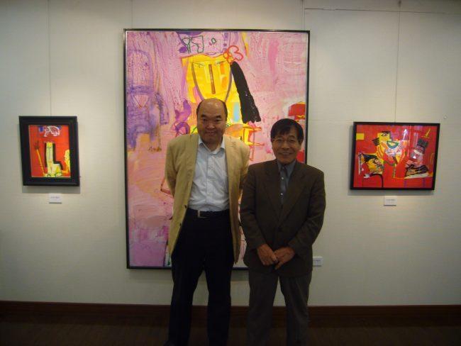 2010.増地保男展が9/18(土)から26(日)まで 京都で開催