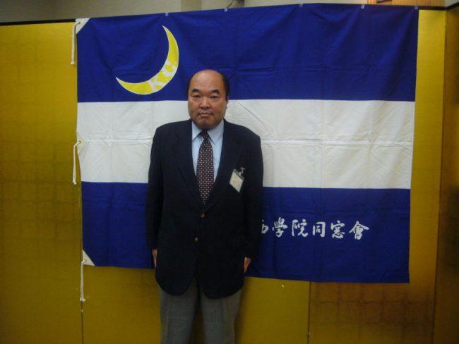 2010.関西学院大学同窓会枚方支部総会に参加しました