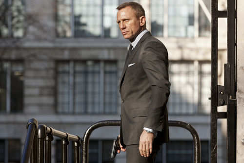 007スカイフォール 観てきました。