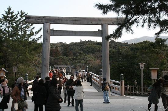 日本最大のパワースポットの 伊勢神宮に参拝してきました 2