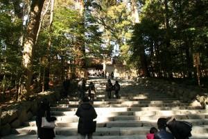 日本最大のパワースポットの 伊勢神宮に参拝してきました 1