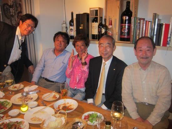 2011夏.ハノーバ会開催されました。
