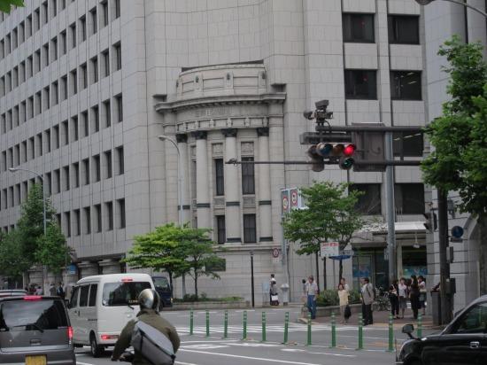京都 四条烏丸交差点 三井住友銀行 京都支店