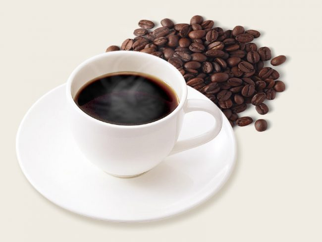 コーヒーが カフェインの多い飲み物 No1だと思っていました