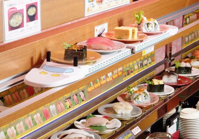 今の子供が一番好きな食べ物は なんと 寿司ですって。