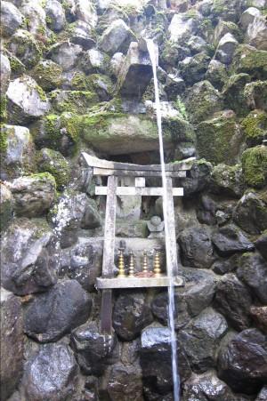 京都 青木の滝