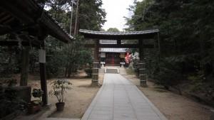 枚方八景 樟葉宮跡 交野天神に行ってきました。