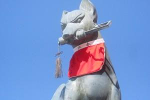 京都伏見稲荷に行きました