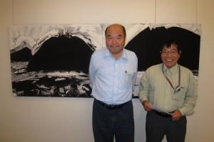2012.増地保男先生の展示会に行ってきました。