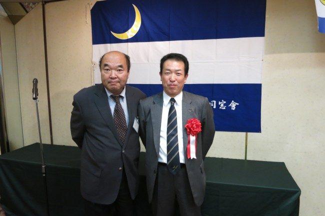2013.関西学院大学同窓会枚方支部総会に参加しました。