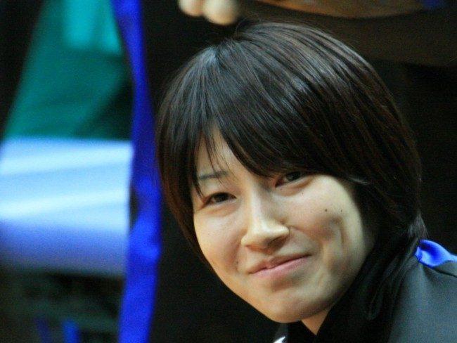 女子バレーボール 狩野舞子 現役を引退