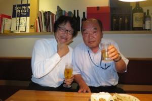 2016夏ハノーバ会を大阪市のA&Wで開催しました