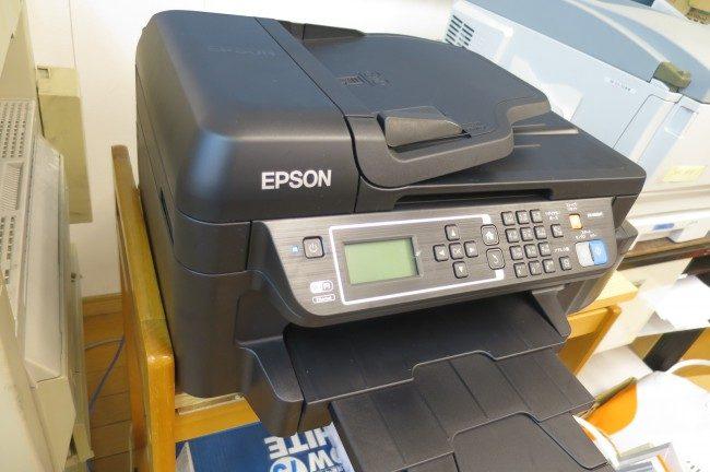 エプソン・プリンターEW-M660FT 買っちゃいました