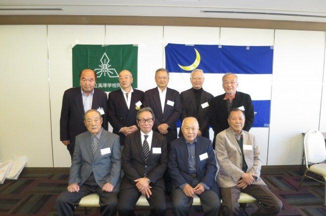 2016大阪市立高校卒と関西学院大学卒の有志同窓会が開催されました
