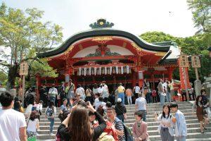 京都伏見稲荷大社に参拝に行ってきました