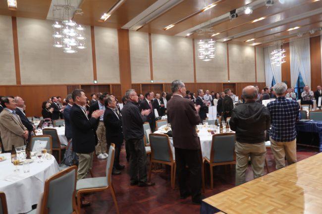 2019年関西学院大学上ヶ原ラグビークラブOBOG総会 創部50周年記念総会開催しました