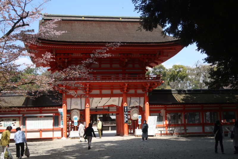 京都下鴨神社に行ってきました